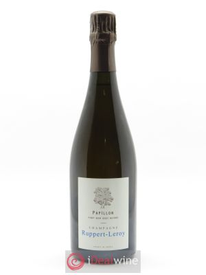Brut Nature Papillon Ruppert-Leroy  2018 - Lot de 1 Bouteille