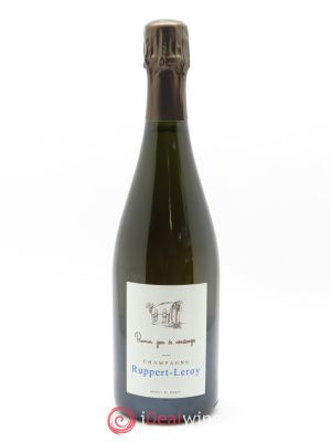 Brut Nature 1er Jour de Vendanges Ruppert-Leroy  2016 - Lot de 1 Bottle