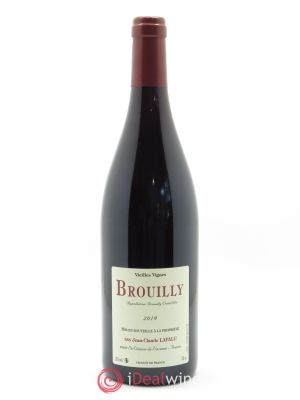 Brouilly Vieilles Vignes Jean-Claude Lapalu  2019 - Lot de 1 Bottle