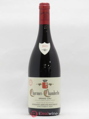 Charmes-Chambertin Grand Cru Armand Rousseau (Domaine)  2015 - Lot de 1 Bouteille