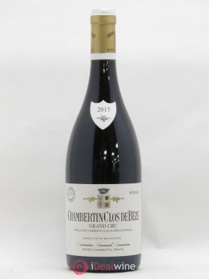 Chambertin Clos de Bèze Grand Cru Armand Rousseau (Domaine)  2017 - Lot de 1 Bottle