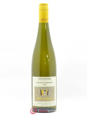 Riesling Albert Mann Rosenberg 2015 - Lot de 1 Bottle