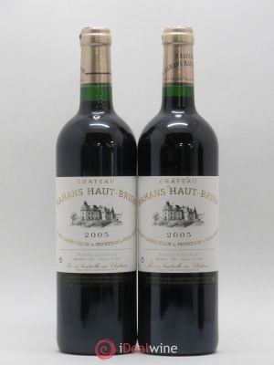 Clarence (Bahans) de Haut-Brion Second Vin  2005