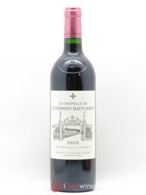 La Chapelle de La Mission Haut-Brion Second Vin  2010