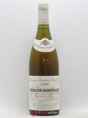 Chevalier-Montrachet Grand Cru Bouchard Père & Fils  1988 - Lot de 1 Bottle