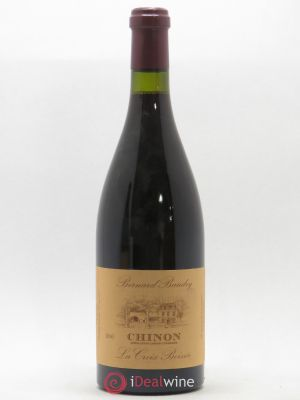 Chinon La Croix Boissée Bernard Baudry  2010 - Lot de 1 Bottle