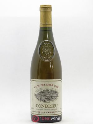 Condrieu Clos Boucher Delas Frères  1998 - Lot de 1 Bottle