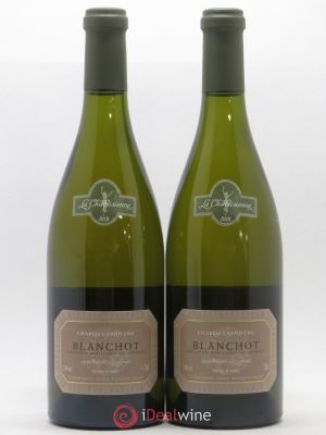 Chablis Grand Cru Blanchot La Chablisienne  2010 - Lot de 2 Bottles