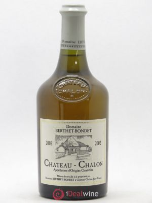 Château-Chalon Berthet-Bondet  2002 - Lot de 1 Bottle