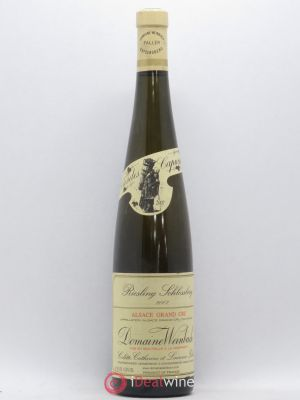 Riesling Grand Cru Schlossberg Weinbach (Domaine)  2007 - Lot de 1 Bottle