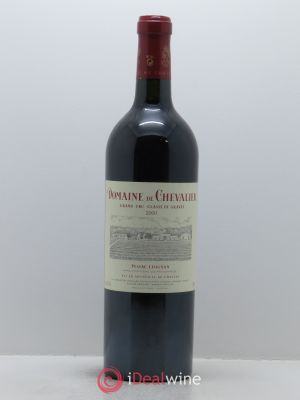 Domaine de Chevalier Cru Classé de Graves (OWC if 6 btls) 2000 - Lot de 1 Bottle