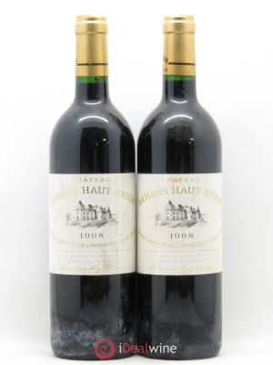 Clarence (Bahans) de Haut-Brion Second Vin  1998