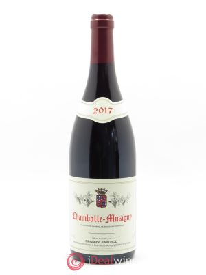 Chambolle-Musigny  Ghislaine Barthod  2017