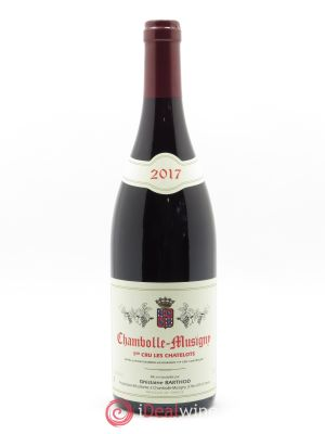 Chambolle-Musigny  1er Cru Les Chatelots  Ghislaine Barthod  2017