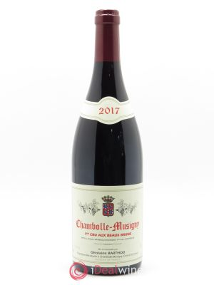 Chambolle-Musigny 1er Cru Aux Beaux Bruns Ghislaine Barthod  2017