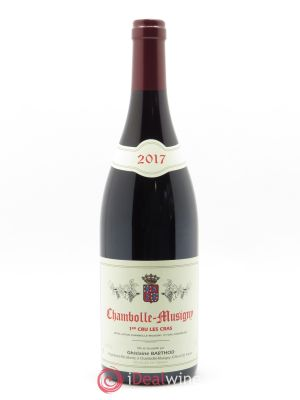 Chambolle-Musigny 1er Cru Les Cras Ghislaine Barthod  2017 - Lot de 1 Bouteille