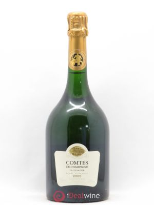 Comtes de Champagne Taittinger  2005 - Lot de 1 Bottle