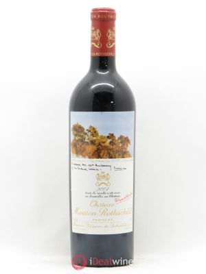 Château Mouton Rothschild 1er Grand Cru Classé  2004 - Lot de 1 Bottle