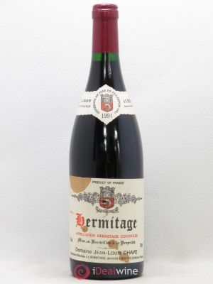 Hermitage Jean-Louis Chave  1991 - Lot de 1 Bottle
