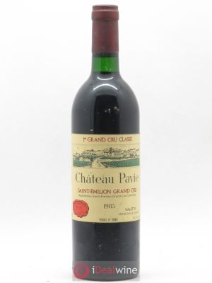 Château Pavie 1er Grand Cru Classé A  1985 - Lot de 1 Bottle