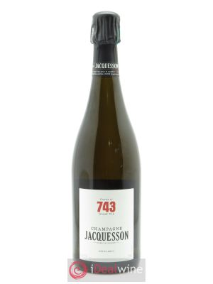 Cuvée 743 Jacquesson  ---- - Lot de 1 Bottle