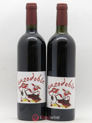 Vin de France Cazodoble Combes de Cazo 2012 - Lot de 2 Bottles