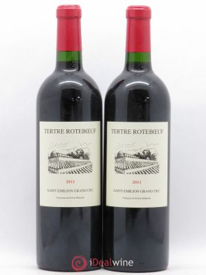 Château Tertre Roteboeuf  2011