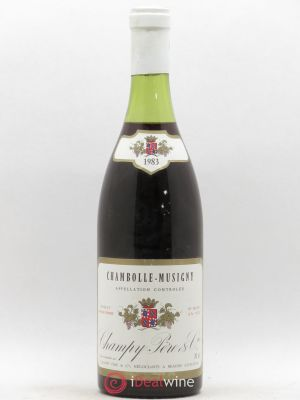 Chambolle-Musigny Champy 1983