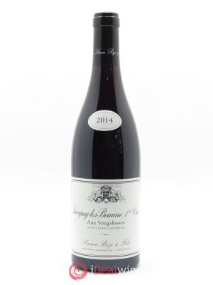 Savigny-lès-Beaune 1er Cru Aux Vergelesses Simon Bize & Fils  2014 - Lot de 1 Bottle
