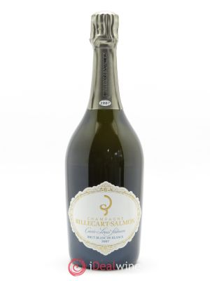 Blanc de Blancs Louis Salmon Billecart-Salmon  2007 - Lot de 1 Bottle