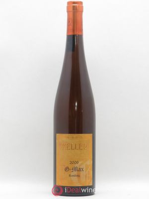 Riesling G Max Klaus Keller 2006 - Lot de 1 Bottle