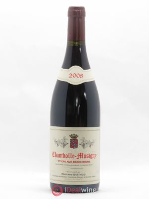 Chambolle-Musigny 1er Cru Aux Beaux Bruns Ghislaine Barthod  2008