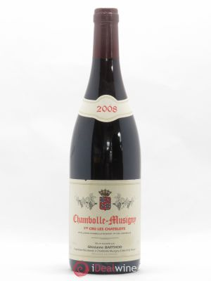 Chambolle-Musigny  1er Cru Les Chatelots  Ghislaine Barthod  2008
