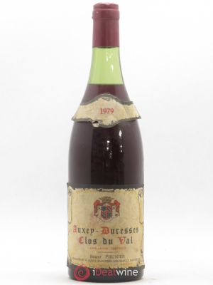 Auxey-Duresses Clos du Val Prunier (no reserve) 1979 - Lot de 1 Bottle