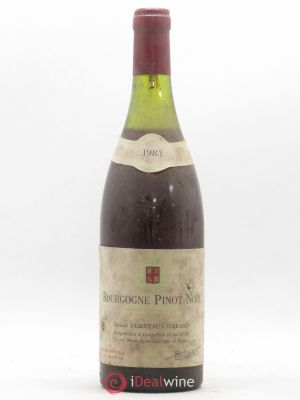 Bourgogne Pinot Noir desertaux Ferrand (no reserve) 1983 - Lot de 1 Bottle