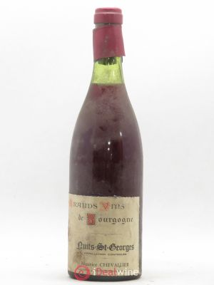 Nuits Saint-Georges Chevallier (no reserve) ---- - Lot de 1 Bottle