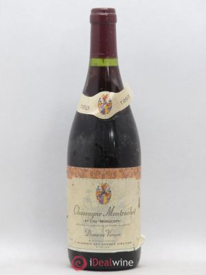 Chassagne-Montrachet 1er Cru Morgeot Vasson  1993
