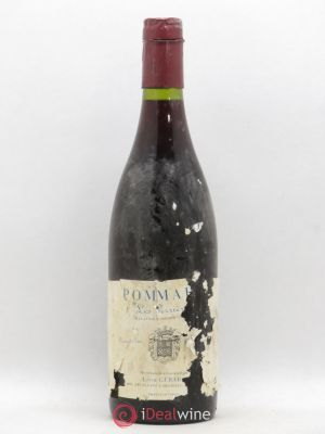 Pommard 1er Cru Perrieres Gerard (no reserve) ---- - Lot de 1 Bottle