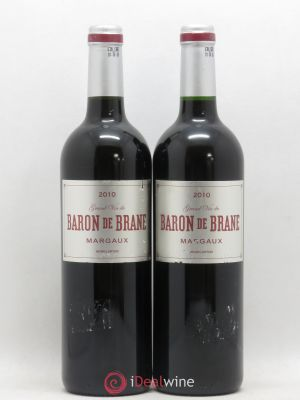 Baron de Brane Second Vin  2010