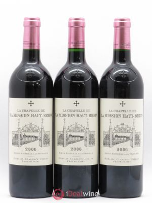 La Chapelle de La Mission Haut-Brion Second Vin  2006