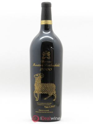 Château Mouton Rothschild 1er Grand Cru Classé  2000 - Lot de 1 Magnum