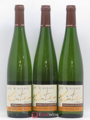 Pinot Gris (Tokay) Tradition Domaine Pfister 2012 - Lot de 3 Bouteilles