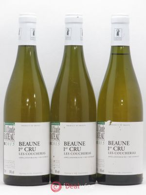 Beaune 1er Cru Les Coucherias Jean Claude Rateau 2015 - Lot de 3 Bottles