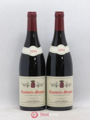 Chambolle-Musigny  Ghislaine Barthod  2014
