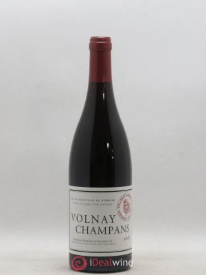 Volnay 1er Cru Champans Marquis d'Angerville (Domaine)  2016