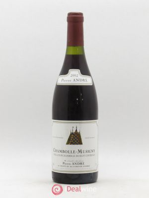 Chambolle-Musigny Pierre André 2002
