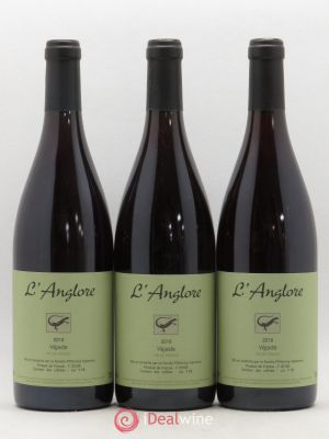 Vin de France Véjade L'Anglore  2018 - Lot de 3 Bottles