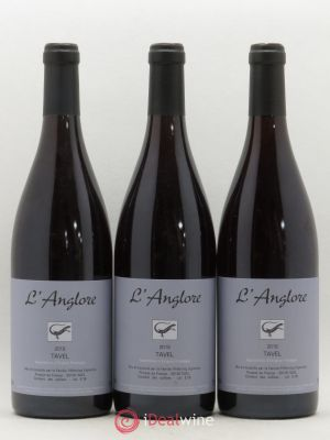 Tavel L'Anglore  2018 - Lot de 3 Bottles