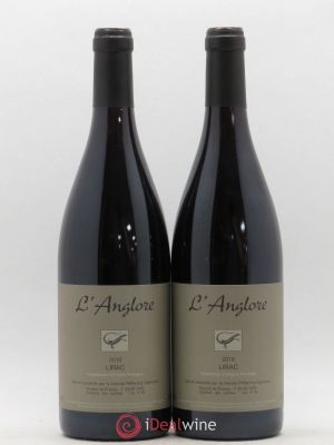 Lirac L'Anglore  2018 - Lot de 2 Bottles