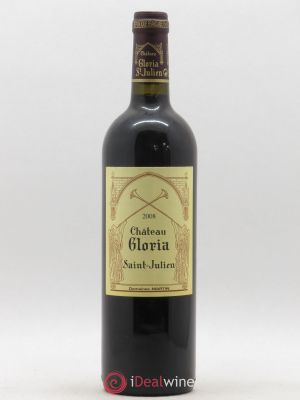 Château Gloria  2008 - Lot de 1 Bottle